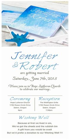wording templates for wedding invitations-3 -repinned from LA ceremony officiant https://OfficiantGuy.com