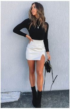 Cute Casual Outfits, Girly Outfits, Mode Outfits, Trendy Fall Outfits, Casual Outfits Summer Classy, Classy Outfits For Teens, Cute Going Out Outfits, Cute Date Outfits, Popular Outfits
