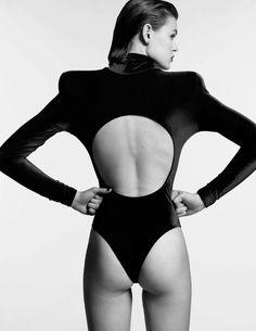 Publication: Vogue Paris June/July 2017 Model: Cara Taylor, Birgit Kos Photographer: Hedi Slimane Fashion Editor: Emmanuelle Alt Hair: Sam McKnight Make Up: Lisa Butler PART II