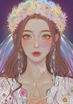 Anime Girl Cute, Beautiful Anime Girl, Anime Art Girl, Anime Girl Drawings, Cute Drawings, Pretty Art, Cute Art, Cute Anime Character, Character Art