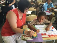 Being invited to spend time with local school children on a reading road trip through the Sandals Foundation. #BeachesMoms