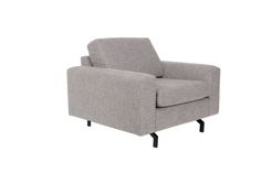 Jean sofa 1-seater - Grey #Sofa #Canapé  #Couch #Bank