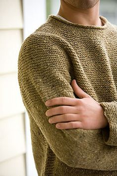 Ravelry: Cobblestone Pullover pattern by Jared Flood