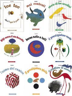 Bruno Munari. Colección I libri. Corraini Edizione