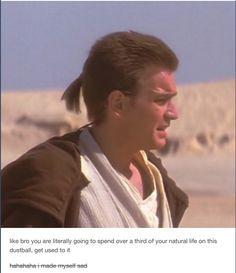 obi-wan kenobi on tatooine - 2/2