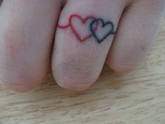 Ring tattoo