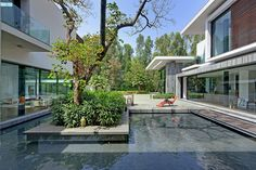 Three Trees House by DADA