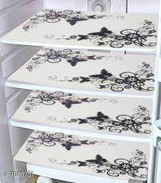 Checkout this latest Fridge Mats Product Name: *Trendy Fridge Covers* Material: PVC Pack: Pack of 2 Product Length: 17.5 Inch Product Breadth: 11.5 Inch Country of Origin: India Easy Returns Available In Case Of Any Issue   Catalog Rating: ★4 (913)  Catalog Name: Unique Fridge Mats CatalogID_1130854 C84-SC1281 Code: 461-7085751-192
