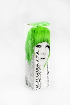 StarGazer Vihreä Shokkihiusväri -UV Green Hair Rinse, Stargazing, Hair Inspiration, Hair Color, Bottle, Green, Rave, Hair Washing, Haircolor