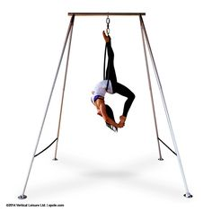 X-POLE A-Frame Aerial Equipment X-Pole's new Aerial 'A' Frame is perfect for…