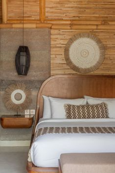 Bamboo architecture is all the rage in the world of tropical sustainable luxury, and the latest word in this trend is the Ulaman Eco Retreat in Bali. This wellness retreat is an incredibly inventive creation that blends ancient building techniques and modern technology to offer an experience of a futuristic village integrated into a tropical forest. #ubudbalihotel #ubudbalihotelboutiques #besthotelsinubudbali #balihoteldesign #balihotelarchitecture #balihotelinterior #balihotelinteriordesign Luxury Hotels Bali, Luxury Tents, Small Table And Chairs, Wooden Bathtub, Bamboo House Design, Small Boutique Hotels, Hut House, Small Bungalow, Bamboo Structure
