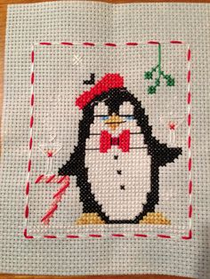 Brooke's Books; Animal Advent #7 Pierre Penguin