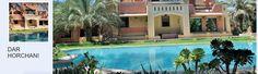 """Aujourd'hui dans le cadre de sa rubrique """"A LA DÉCOUVERTE DES MAISONS D'HÔTES & GÎTES DE CHARME"""" le Portail http://www.trouverunechambredhote.com a sélectionné pour vous  """" DAR HORCHANI """" à TOZEUR en TUNISIE en voici les coordonnées : - http://www.dar-horchani.com - e-mail : res@dar-horchani.com / horchanihoussem@yahoo.fr - Tel : +216 22 222 415 / +216 20 283 273 / +216 20 811 453"""