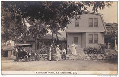 RP: Falrmount Hotel , LA CRESCENTA , California , 00-10s - Delcampe.com