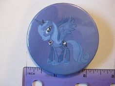 "Princess Luna (season 1) 2.25"" button badge My Little Pony Friendship is Magic 
