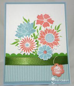 4/25/2012; Pat Q at 'Pat Q's Card' blog using PTI products