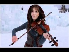 Lindsey Stirling - Crystallize (Violin Dubstep)