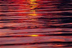 "Fine Art Prints - ""Liquid Sunset"" - Lake Geneva, Wisconsin by Bruce Thompson"