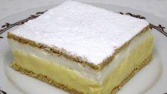Tvarohoví šneci s luxusní polevou ze zakysané smetané – lahodná vláčná chuť! | Woman Tiscali Vanilla Cake, Cheesecake, Hampers, Vanilla Sponge Cake, Cheesecakes, Cheesecake Pie