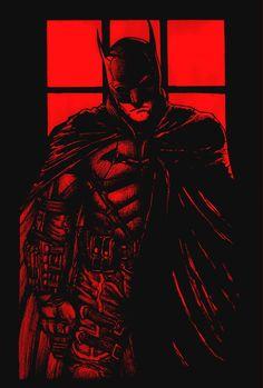 Batman Fan Art, Batman Artwork, Batman Comic Art, Batman Wallpaper, Batman Comics, Hd Wallpaper, Comic Character, Character Design, Ben Affleck Batman
