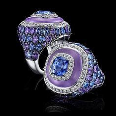 Exceptional jewels by Robert Procop - it was a privilege to work with Robert! #robertprocop #modaoperandi #beautiful @mallen_amandine