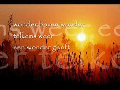 Bid maar om een wonder + Psalm 121