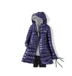 Ultra Light Longs Down Jackets Plus Size 7XL Duck Down Coat Puffer Jacket Slim Hoodeds Puffer Jackets, Winter Jackets, Blue Vests, Duck Down, Down Coat, Plus Size, Slim, Fashion, Winter Coats
