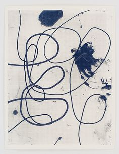 non-objective painting: Christopher Wool