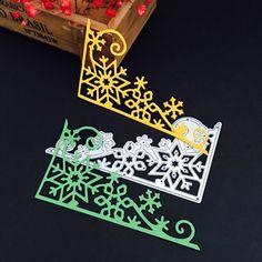 #BuyinCoins - #BuyinCoins Metal Cutting Dies Stencils DIY Craft Scrapbook Paper Card Scrapbooking Decorative - AdoreWe.com
