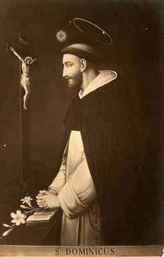 Catholic Rituals, Catholic Art, Catholic Saints, Roman Catholic, Saint Dominic, Saint Thomas Aquinas, Catholic Pictures, Biblical Art, Guardian Angels