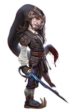 M rogue fighter bard gnome
