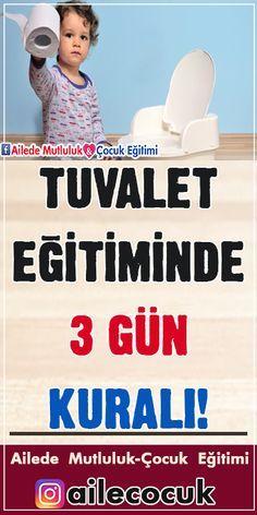 Tuvalet Eğitiminde 3 Gün Kuralı! - Pedagog Adem Güneş