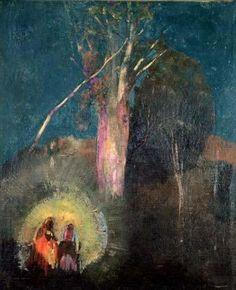 Odilon Redon peintre français – Eléments biographiques et quelques œuvres