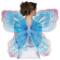 Jumbo Butterfly Wings