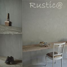 RUSTIC@ paint by Painting the Past