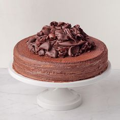 Lady M, New York City and Los Angeles | The best chocolate cake in America, from flourless pudding cake to the classic, decadent molten lava cake.