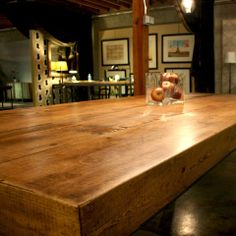 Hudson Dining Table by Croft House | Croft House Furniture Los Angeles, CA 90036