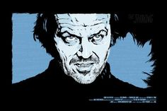 The Shining Billy Perkins poster