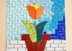 Trabajo Patricia Clase privada Andamentos Logos, Painted Rocks, Tiles, A Logo, Logo, Legos