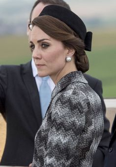 the 'hairnets of kate ..fashion