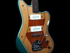 RS Guitarworks Woody Surfmaster
