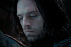 It always ends in a fight. Well done, soldier. #cacw#bucky barnes#gif#reblog