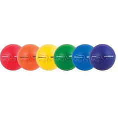 Other Team Sports 159133: Champion Sports Rhino Skin Dodge Ball (Multi, 8-Inch) -> BUY IT NOW ONLY: $100 on eBay!