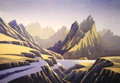 Original Watercolour 2 - MJ Forster