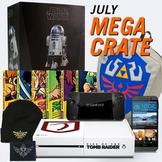 """Last Chance To Save 10% On Loot Crate's """"Heroes 2"""" Theme For July! Ends 7/19!"""