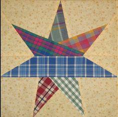Seven point stars