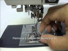 7700QCP - Limpando a sua máquina - YouTube
