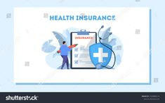 Most current Pic Health insurance concept web banner. Man with pencil standing at the big clipboa. Strategies The most effective health insurance for families, PARENTS, re-tested, household offers health insura Concept Web, Chicken Pox, Free Dental, Banking Services, Good Find, Medical Care, Web Banner, Health Insurance, Shopping