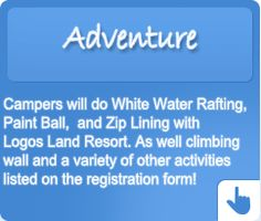 www.frontiertrailscamp.com Adventure Campers, List Of Activities, Climbing Wall, Summer Camps, Rafting, Summer Day Camp
