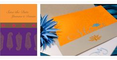 The top motifs in Indian wedding stationery, decoded :: Khush Mag featuring our Ananya stationery. Paisley and lotus designs | ananyacards.com Perfect for an Asian or multicultural wedding.